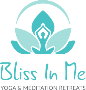 Bliss in Me yoga Logo