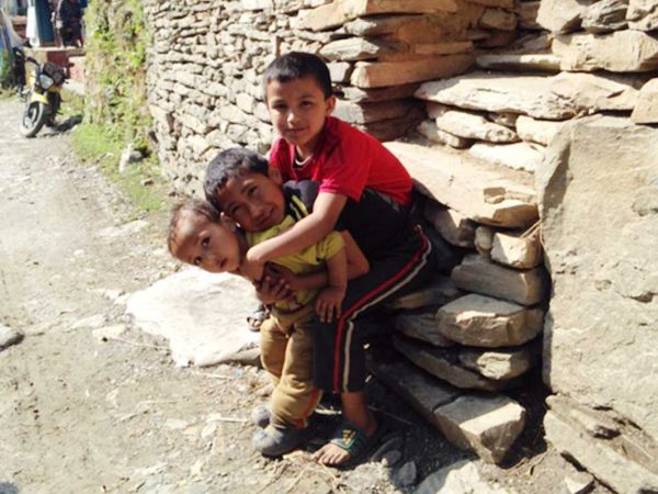Agnieszka Kowalska - Bliss in Me - Nepal Daily Life 010