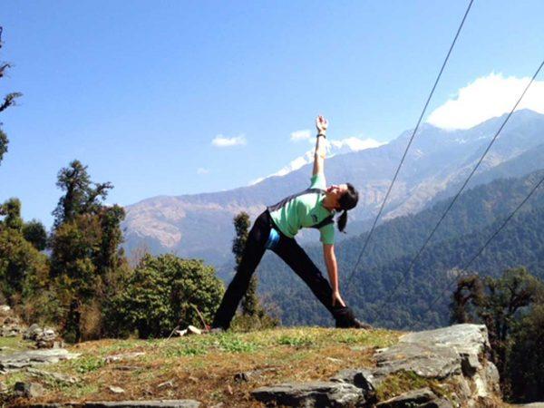 Agnieszka Kowalska - Bliss in Me - Nepal Hymalayas 02