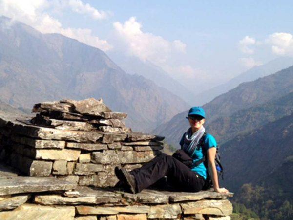 Agnieszka Kowalska - Bliss in Me - Nepal Hymalayas 03