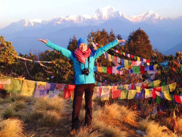 Agnieszka Kowalska - Bliss in Me - Nepal Hymalayas 08