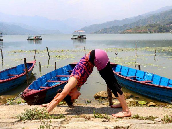 Agnieszka Kowalska - Bliss in Me - Nepal Yoga Project 010