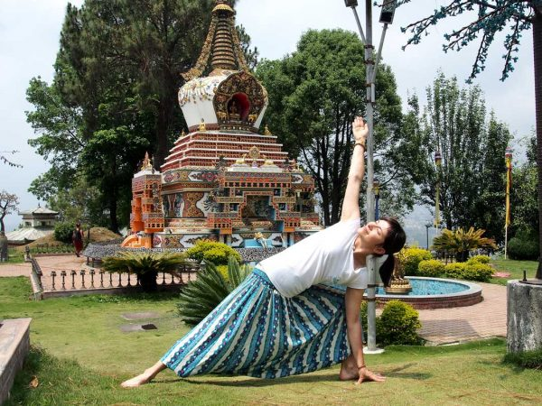Agnieszka Kowalska - Bliss in Me - Nepal Yoga Project 011