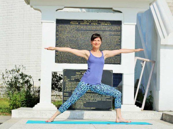 Agnieszka Kowalska - Bliss in Me - Nepal Yoga Project 03