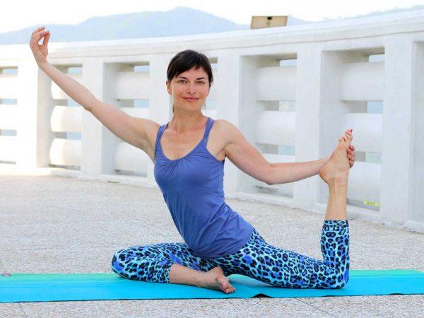 Agnieszka Kowalska - Bliss in Me - Nepal Yoga Project 04
