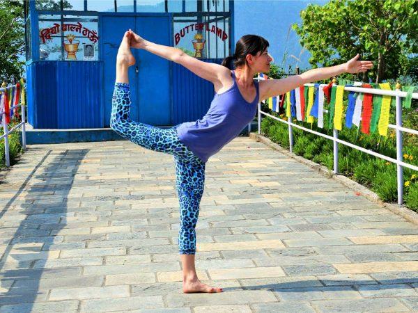Agnieszka Kowalska - Bliss in Me - Nepal Yoga Project 05