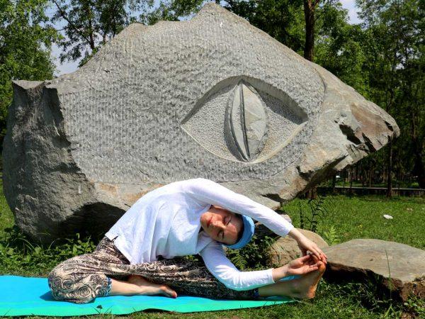 Agnieszka Kowalska - Bliss in Me - Nepal Yoga Project 06