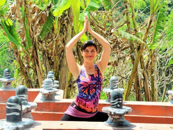 Agnieszka Kowalska - Bliss in Me - Nepal Yoga Project 07
