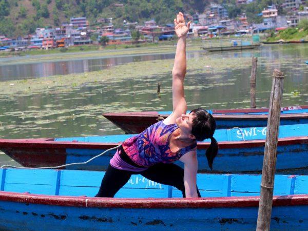 Agnieszka Kowalska - Bliss in Me - Nepal Yoga Project 08