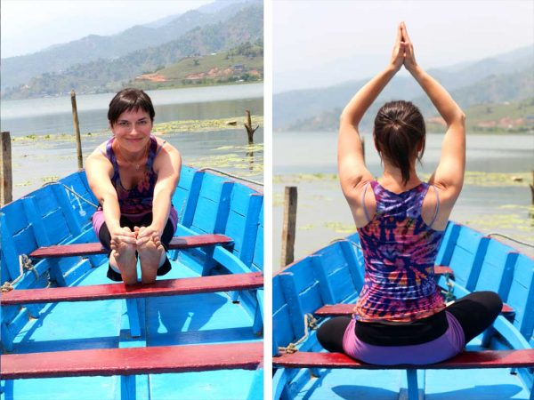Agnieszka Kowalska - Bliss in Me - Nepal Yoga Project 09