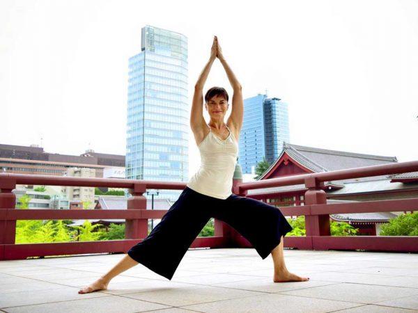 Agnieszka Kowalska - Bliss in Me - Yoga Time - Japan 011