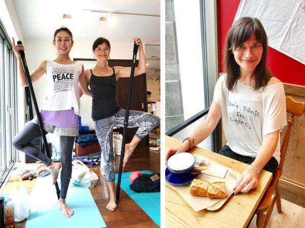 Agnieszka Kowalska - Bliss in Me - Yoga Time - Japan 012