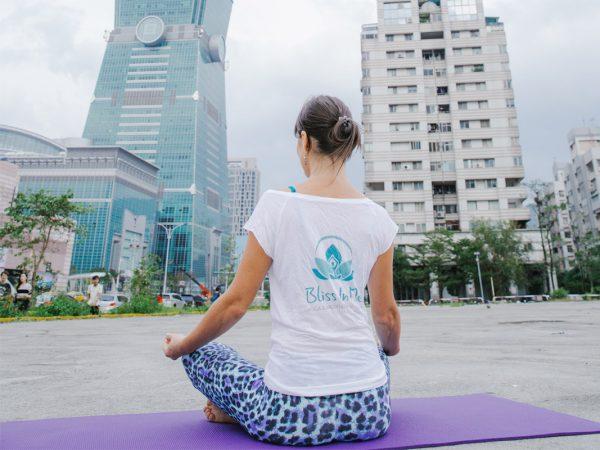 Agnieszka Kowalska - Bliss in Me - Yoga Time - Taiwan & Korea 01