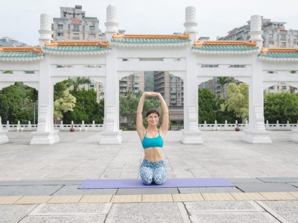 Agnieszka Kowalska - Bliss in Me - Yoga Time - Taiwan & Korea 018
