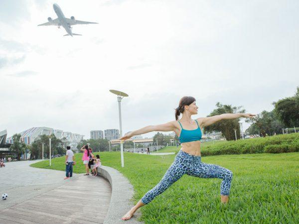 Agnieszka Kowalska - Bliss in Me - Yoga Time - Taiwan & Korea 022