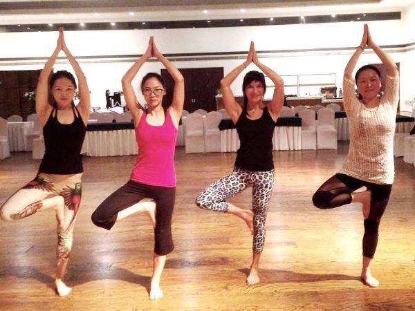 Agnieszka Kowalska - Bliss in Me - Yoga Time - Taiwan & Korea 032
