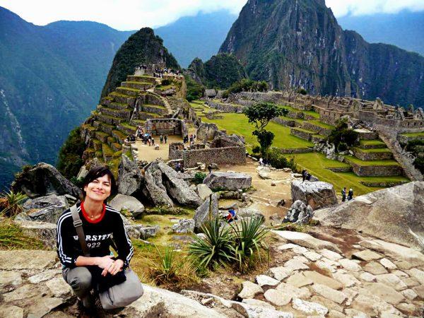 Agnieszka Kowalska - Bliss in Me - Yoga & Trek Peru 02