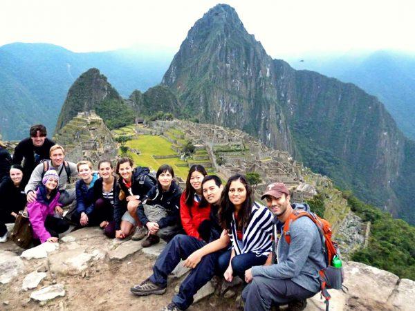 Agnieszka Kowalska - Bliss in Me - Yoga & Trek Peru 08