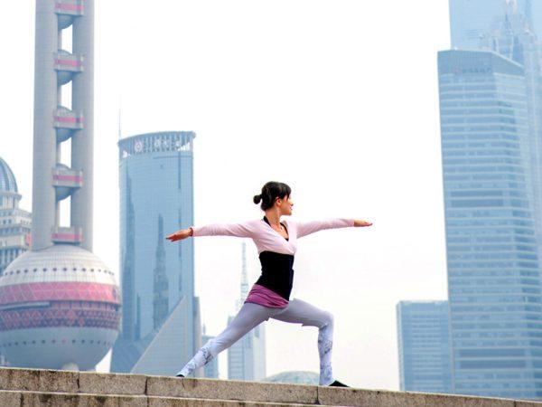 Agnieszka Kowalska - Bliss in Me - Yogi in the City Shanghai 06