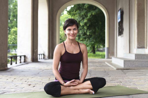 Agnieszka Kowalska - Elad Itzkin Yoga Photography - Yoga Photos in Warsaw, Poland 2
